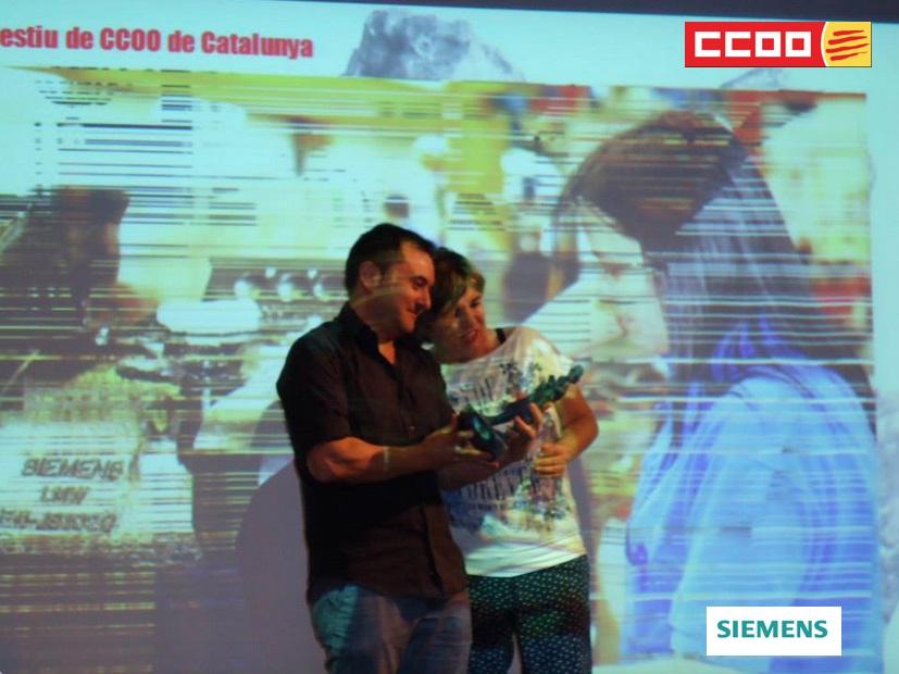 Premi Aurora Gómez, a la lluita feminista en l'àmbit laboral, 2015 (2/4)